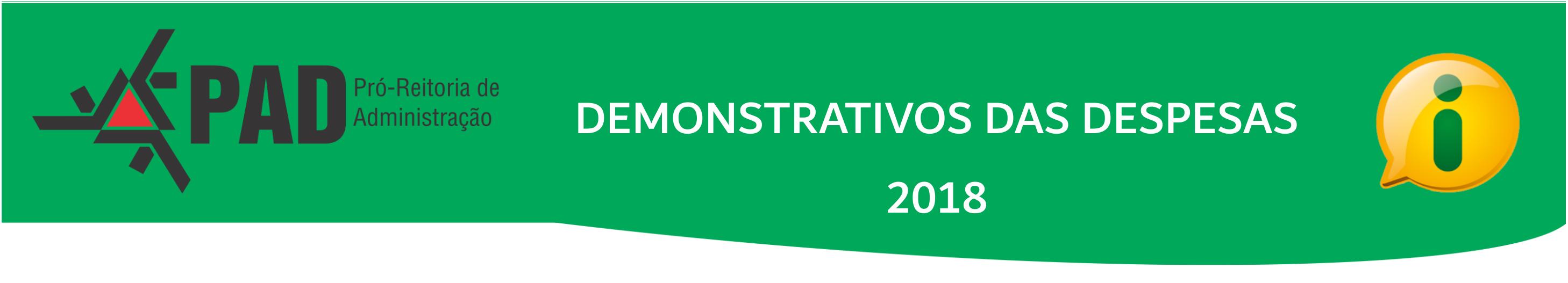 Demonstrativos Desp. 2018.png